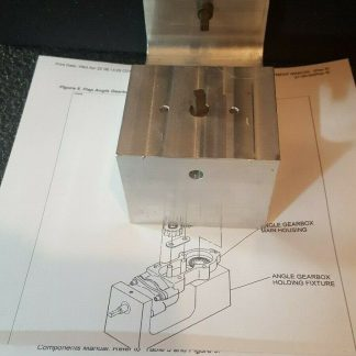 Citation 650 Flap Angle Gearbox Holding Fixture CJMD327-100