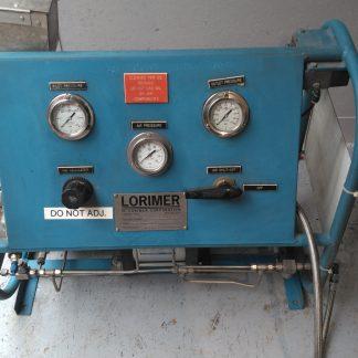 Lorimer Oxygen Gas Booster
