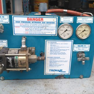 99-9003-0100 TRONAIR High Pressure NITROGEN BOOSTER