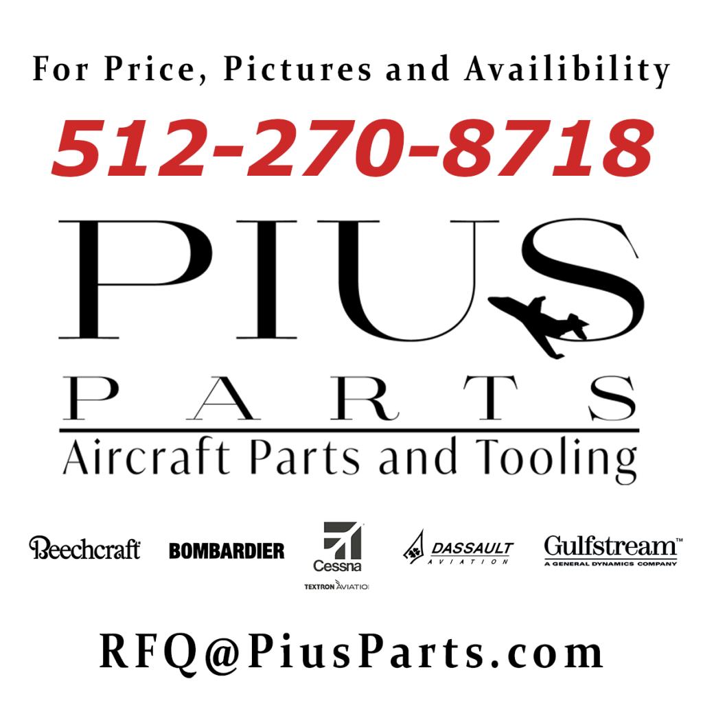 Pius Parts Contact Info RFQ@piusparts.com